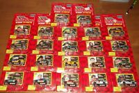 MARK MARTIN +21 MORE CARS 1996 PREVIEW RACING CHAMPIONS LOT OF 22 NEW IN PACKAGE