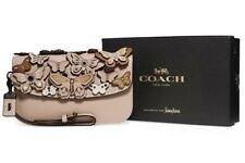 🍀NWT COACH 1941 Butterfly Large Wristlet Clutch Bag Limited Edition SOLD OUT