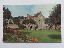 Jedburgh Vintage colour Postcard 1968 Queen Mary's House