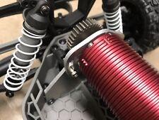Factory Works Traxxas Slash 4x4 Vertical Motor Mount for Speed Run & Drag mod1