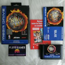 Jeu NBA Jam T.E. pour Sega Megadrive PAL Complet - CIB - Floto Games