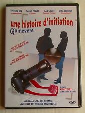 DVD UNE HISTOIRE D'INITIATION GUINEVERE - Stephen REA / Sarah POLLEY - NEUF