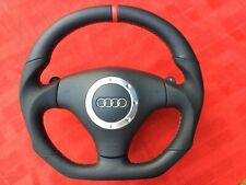 AUDI TT 3.2 DSG A3 S3 A6 S6 RS6 C5 PADDLE CUSTOM MADE STEERING WHEEL
