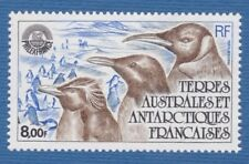TAAF antartico antarctic 1982 animali pinguini penguins animals MNH**