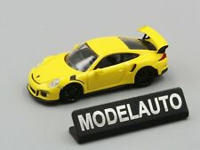 Minichamps 1:87  PORSCHE 911 GT3 RS 2013 YELLOW