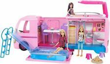 Mattel Barbie Dream Camper - Pink RV - New in box