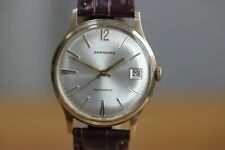 9ct solid gold Automatic Garrards Watch