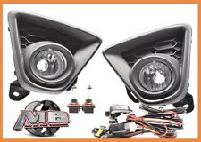 2013, 2014, 2015, Mazda CX-5 Clear Fog Lamp Kit with Wiring/Switch Mazda CX 5