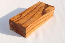 Marblewood Bowl Knife Call Cue Exotic Wood Turning Blank Lumber 1.9 x 3 x 7.8