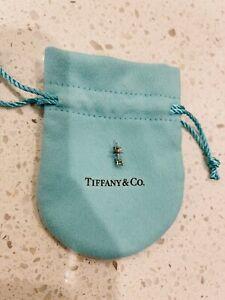 Tiffany 0.17 diamond single stud in Platinum