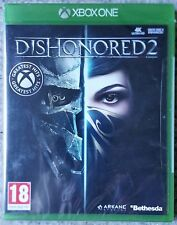 Déshonorée 2 Xbox One Game Brand New & Microsoft Scellé UK