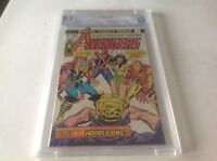 AVENGERS 133 CBCS 9.2 WHITE PGS ORIGIN MANTIS AND VISION MOONDRAGON LIKE CGC