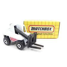 Vintage Matchbox Fork Lift MB28 1993 Diecast Toy Original Box