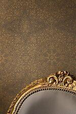 EUR 3,09/qm / Mandala BN Chacran 18412 / Tapete Oriental Braun Kupfer Glänzend