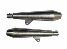 Royal Enfield Interceptor 650cc Stainless Steel Exhaust Muffler Silencer