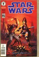 Star Wars #5-1999 fn/vf 7.0 Dark Horse Newsstand Variant