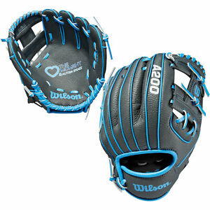 Wilson A200 Love the Moment 10 Inch WTA02RB19AS Youth Baseball Glove