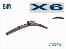 Windscreen Wipers suit for BMW X6  2012 2013 2014 (E71)
