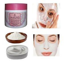 White Henna Powder Face Body Skin Natural Mask Whitening Lightening 350gm