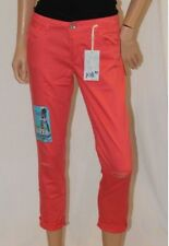 JOLT Designer 'Drifter Ankle Biter' Stretch Crop Pant Salmon NWT Sz 7 $49