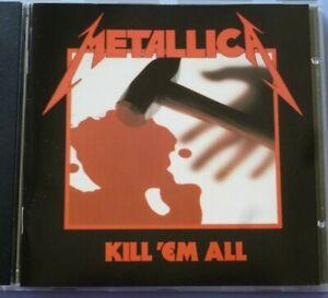 Kill 'Em All by Metallica (CD, Jun-1995, Elektra (Label))