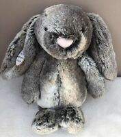 NEW Jellycat Special Edition Cottontail Bashful Bunny Rabbit Soft Toy Rare BN
