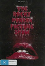 ROCKY HORROR PICTURE SHOW Brand New but UNSEALED Region 0 (Plays on all Players)