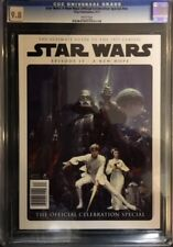 STAR WARS Episode IV A New Hope Official Celebration CGC 9.8 NM/MT Titan 2017