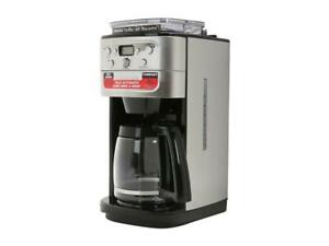 Cuisinart DGB-700BC Chrome Grind & Brew 12-Cup Auto Coffee maker, World's Best !