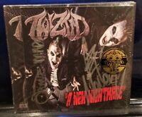 Twiztid - A New Nightmare CD SEALED Signed Cover blaze ya dead homie boondox icp