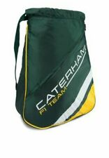 F1 Official Merchendise Formula One Caterham Drawstring Bag ~NEW ~ GENUINE~