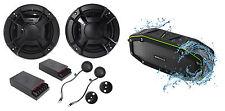 "Polk Audio DB6502 6.5"" 600w Component Car/Marine/ATV Speakers + Free Speaker"