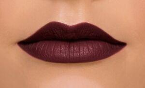 NEW Lorac Pro Liquid Lipstick Black Cherry