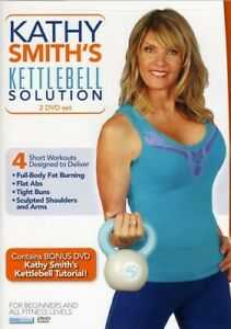 Kathy Smith - Kettlebell Solution Workout [New DVD]