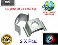 BMW E30 E34 E36 E46 E39 E60 E63 BRAKE HOSE RETAINING SPRING  34341163565