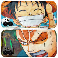 One Piece Monkey D. Luffy Zoro Phone Cover Case For iPhone 11 Pro Max XR XS 8 SE
