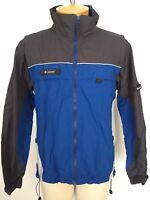 Men's Columbia Packable Windbreaker Vested Light Jacket/vest Men's Medium D5