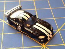 Black w/ White Stripes Dodge Viper GTS American Line Body HO AML B450-BK