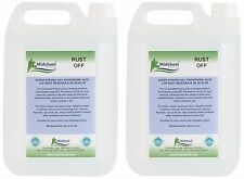 Strong Phosphoric Acid - Top Rust Remover and Descaler 10L Safe on Metals.
