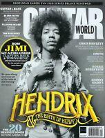 GUITAR World  February 2020   Jimmy Hendrix