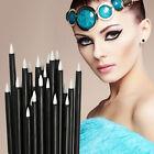100pcs Disposable Eye Liner/Lash Make Up Eyeliner Lipliner Wand Applicator Brush