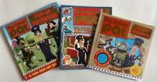 Postman Pat Pat Pop-up Adventure Sound & Ultimate Sticker set of 3 Ages 2+ Gift