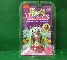 "1992 KRYSTAL PRINCESS;Princess Krystal""TREATS"" NIC By Playskool"