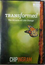 TRANSFORMED The Miracle of Life Change   3 Disc DVD Set ~ Chip Ingram