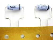 Resistor Wirewound Separador 10R 10 W 5/% Matsushita Paquete De 5 *