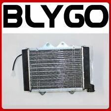 Water Cooled Radiator Cooler +Fan 150cc 200cc 250cc PIT Quad Dirt Bike ATV Buggy