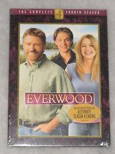 Everwood: Season Series 4 Four - Complete 5 DVD Box Set - Region 2  NEW & SEALED