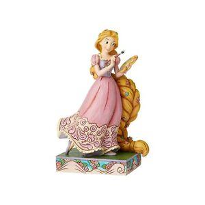 Disney Traditions Rapunzel Princess Passion Adventurous Artist  Jim Shore 600282