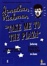 Jonathan Richman TAKE ME TO THE PLAZA - LIVE SHOW GREAT AMERICAN MUSIC HALL DVD