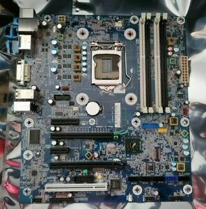 HP Z230 WORKSTATION MOTHERBOARD INTEL LGA1150 698113-001 TESTED AND WORKING